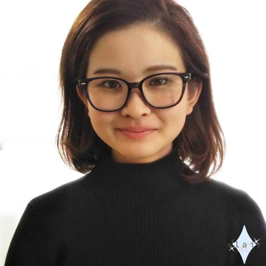 四角いタイプの眼鏡