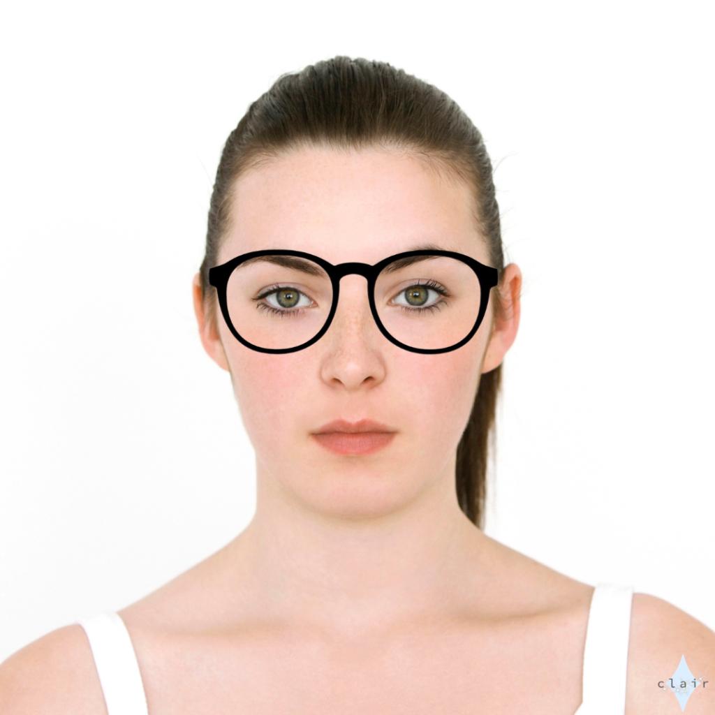 似合う眼鏡サンプルA-2