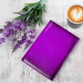 チャクラ紫